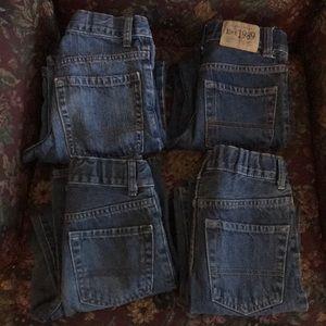 Bundle of Size 8 Slim Jeans
